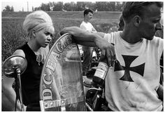 """anthony luke's not-just-another-photoblog Blog: """"The Bikeriders"""" by Photographer Danny Lyon"""