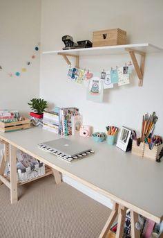 43 fantastiche immagini su scrivanie per bambini nel 2018 | Ufficio ...