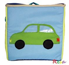Love cars? Add to your collection our storage box!