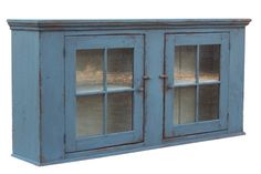 Primitive furniture painted country wall by JosephSpinaleFurn