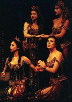 Christina Tan, Meg in the original Australian tour 1994-98  (Sydney, Brisbane, Adelaine, Auckland, Melbourne, Perth)