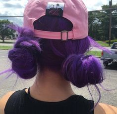Polubienia: komentarze: 120 – a b c d e f g h i j k l m n o (Jessica Un … - Top Trend Frisuren 2018 Coloured Hair, Dye My Hair, Mermaid Hair, Rainbow Hair, Crazy Hair, Purple Hair, Pretty Hairstyles, Hair Goals, Hair Inspiration