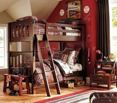Colori pareti della camera da letto