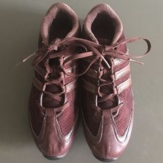New Adidas sneakers for women . Size 7.5m There are new Adidas sneakers for women.  It's lightweight and comfy.  Color is maroon, burgundy.  Price is negotiable. Adidas Shoes Sneakers