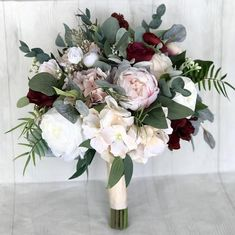 Wedding bouquet Blush & Burgundy Bridal bouquet Silk wedding flowers Faux bouquet Blush and burgundy wedding flowers Bridesmaid bouquet Silk Bridal Bouquet, Silk Wedding Bouquets, Blush Bouquet, Blush Bridal, Bridesmaid Flowers, Bride Bouquets, Silk Flower Bouquets, Purple Bouquets, Peonies Bouquet