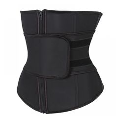 Cheap corset xxl, Buy Quality trainers boys directly from China corset red Suppliers: HEXIN Abdominal Belt High Compression Zipper Plus Size Latex Waist Cincher Corset Underbust Body Fajas Sweat Waist Trainer Waist Cincher Corset, Waist Trainer Corset, Sweat Belt, Full Body Shaper, Waist Training, Design, Latex, Shape Wear, Corsets