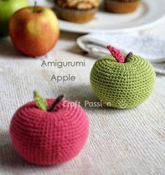 2000 Free Amigurumi Patterns: Big Apple Amigurumi