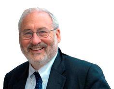 Joseph Stiglitz, Nobel Prize winner and celebrity keynote speaker.