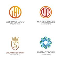 Free Logo Set – GraphicsFamily: Professional Logos, Illustrations, Mockups and Abstract Logo, Professional Logo, Free Logo, Logo Templates, Company Logo, Illustrations, Logos, Illustration, A Logo