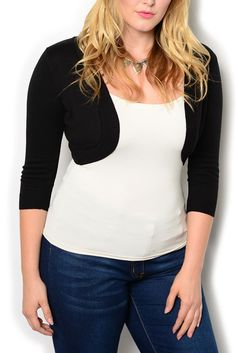 http://www.dhstyles.com/Black-Plus-Size-Trendy-Sheer-Soft-Knit-Cropped-Car-p/fine-530011x-black.htm