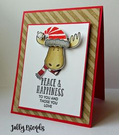 The Stamping Shed: Jolly friends