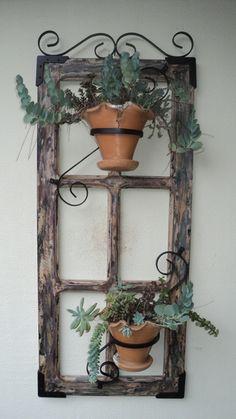 Janela decorativa