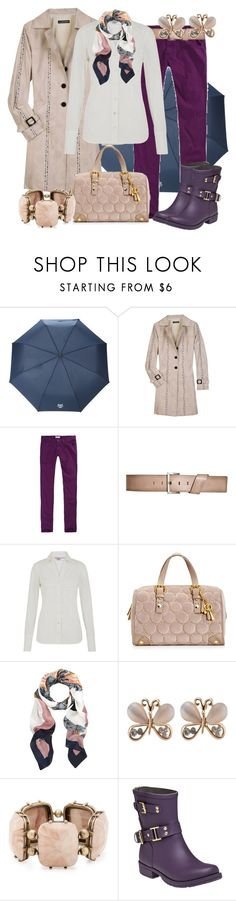 """DÍAS DE LLUVIA"" by outfits-de-moda2 ❤ liked on Polyvore featuring Kenzo, Anna Molinari, PacSun, COSTUME NATIONAL, kew.159, Juicy Couture, Michael Van Der Ham, Matthew Williamson and Colors Of California"