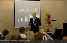 Emgoldex.com presentation
