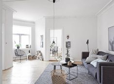 Swedish apartment with with soft colors_2