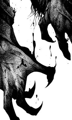About the demon. Dark Fantasy, Fantasy Art, Arte Obscura, Arte Horror, Image Manga, Drawing Reference, Dark Art, Character Inspiration, Creepy
