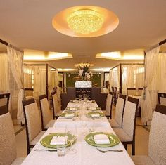 Tulsi, Midtown East, NYC. Michelin Starred. This Swanky Indian Joint Will  Cater. Restaurant ...