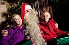 Santa Day Trip #Lapland