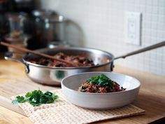 // Summer Kale and Tomato Stew. Ashley Neese.