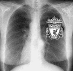 Além do Flamengo, no meu peito também há espaço para o Liverpool FC