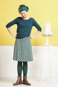 winter collection by zilch | skirt
