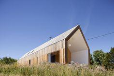 CoCo architecture - Maison Cornilleau - Pignon couvert