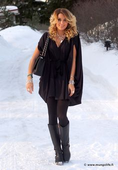 Black-on-Black for Winter