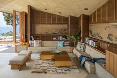 Palos Verdes Art Center is raffling a jaw-dropping midcentury modern - Curbed LAclockmenumore-arrow : Designed by Aaron Green, a protégé of Frank Lloyd Wright