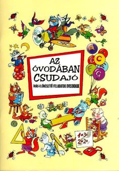 Az óvodában csudajó - Borka Borka - Picasa Webalbumok Kindergarten Learning, Home Learning, Teaching, Infancy, Diy For Kids, Montessori, Kids Toys, Arts And Crafts, School