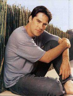 Thomas Gibson- The ever mysterious Agent Hotchner Criminal Minds