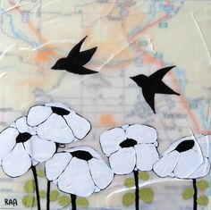 Rachel Austin painting