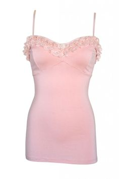 1be37ef885 Powder Puff Cami BY JOOLS COUTURE. ON SALE  34 joolcouture.com Gorgeous  Lingerie