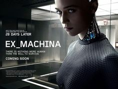Poster Image Starring: Domhnall Gleeson, Alicia Vikander, Oscar Isaac Directed by: Alex Garland Distributed by: Films, Universal Pictures. Release Date: January 21 Ex Machina Trailer was last modified: February 2016 by Kaarle Aaron Movies To Watch Online, Movies To Watch Free, Good Movies, Oscar Isaac, Alicia Vikander, Ex Machina Movie, Danish Girl, Alex Garland, Coming To Theaters