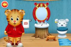 7 Helpful Tips for Potty Training Toddlers (including Daniel Tiger and the Potty Song)