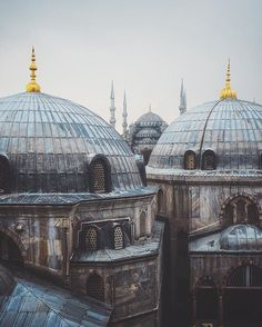 Great view of the Blue Mosque in the background from a open window on the top floor inside Hagia Sophia Mosque in #Istanbul for @TurkishAirlines.  It definitely looks like a scene from Game of Thrones.  #LovefromTurkey #TKmoments #TurkishAirlines  Make sure you click on the link in my bio to win a Samsung Galaxy S7 and VR Headset.