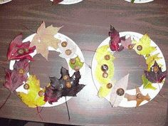DIY Autumn : DIY Nature Wreath