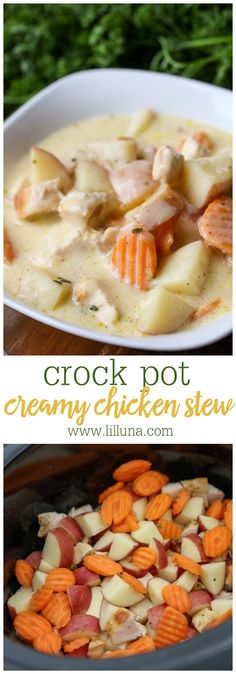 Crock Pot Creamy Chi