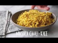 3 Simple Ideas to Upgrade Your Next Batch of Cauliflower Rice | Hello Glow