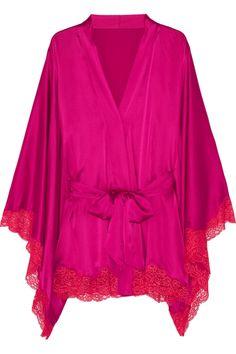 kimono voor in huis rond te lopen
