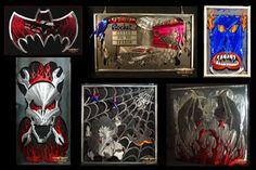 The fantastic metal art of Dan Statler
