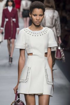 Fendi Primavera/ Verão 2016, Womenswear - Desfiles (#22914)