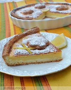 Citromos pite Homemade Cakes, No Bake Cake, Tart, French Toast, Dinner Recipes, Food And Drink, Pie, Sweets, Cookies