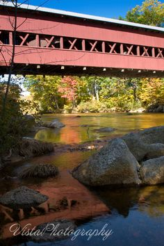 New England Covered Bridge-34