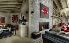 LOVE this modern, cozy House, Chalet Baltoro, France