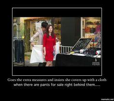 LOL! A Gentleman's Dignity