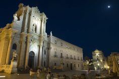 Cattedrale, piazza Duomo, Siracusa