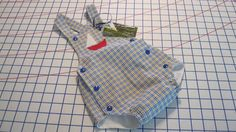 More sweet baby clothes from Simplicity 1443