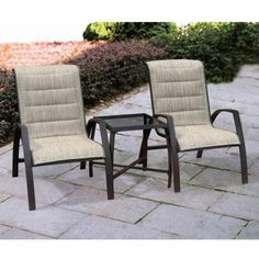 Sunjoy Scotia 3 -Piece Patio Bistro Set-L-DN792SAL-1-A - The Home Depot