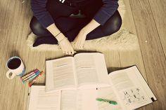 Study, study, study!