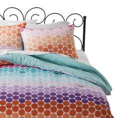 Xhilaration® Geometric Comforter Set. Twin.